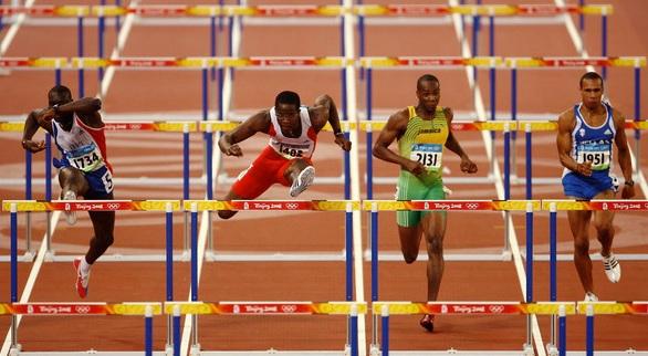 барьерный бег