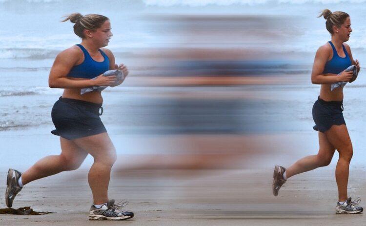 Бег эффективен для похудения