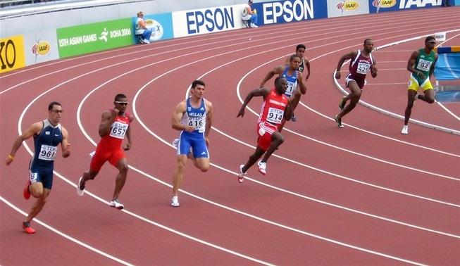 Легкая атлетика бег реферат по физкультуре 7370