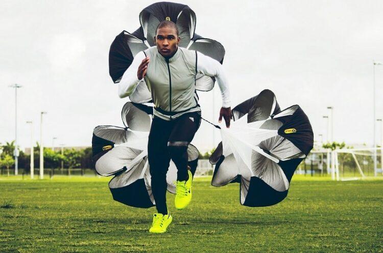 тренировочный парашют для бега
