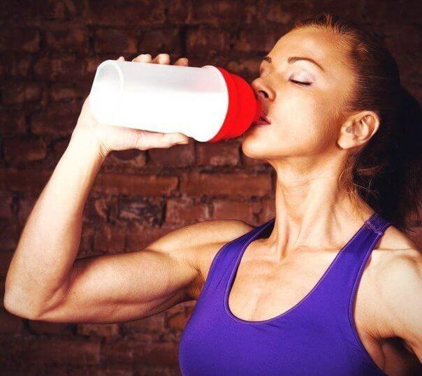 спортивное питание для легкоатлетов