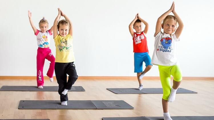 развитие координации у детей